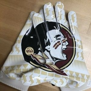 Nike Superbad 4 Florida State University Gloves